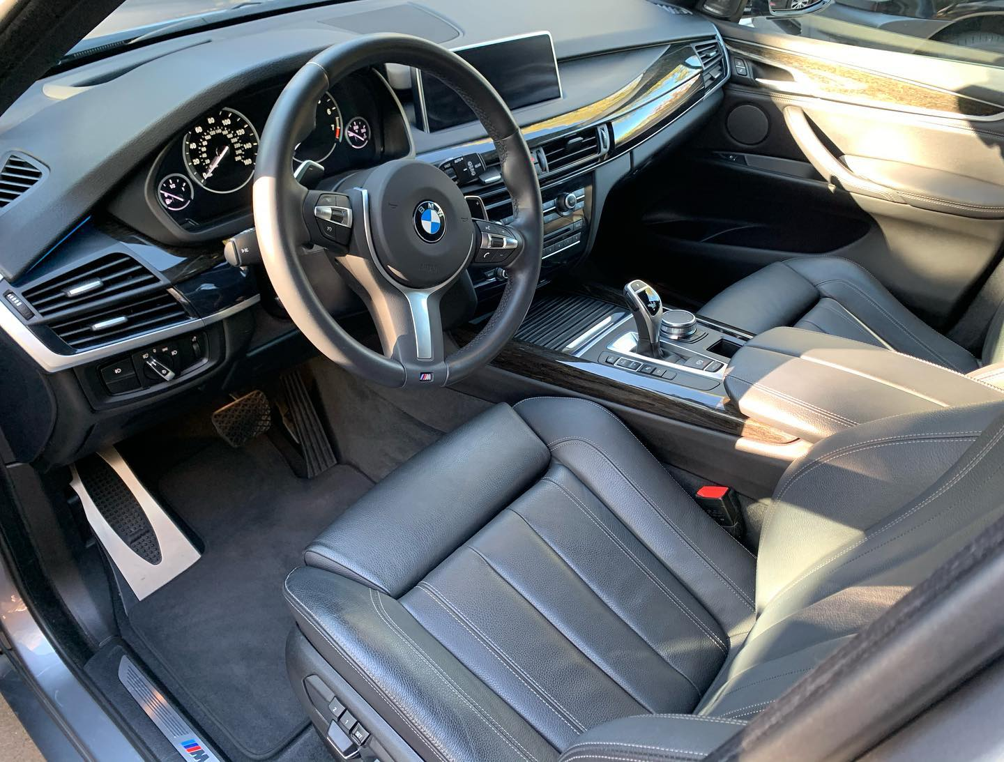Bmw Interior Detail