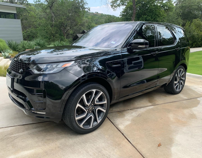 Range Rover Exterior Detail