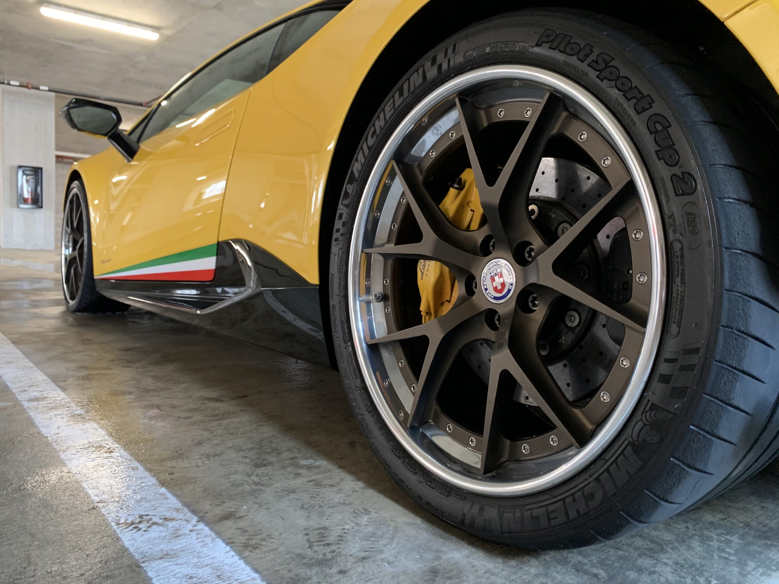 Lamborghini Performonte Wheel Coating